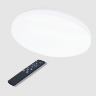 """Apvalus lubinis sieninis LED šviestuvas """"SOPOT"""" 2x18W"""