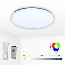 "Apvalus lubinis LED šviestuvas ""SOFIA"" 2x24W"