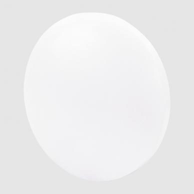 "Apvalus lubinis LED šviestuvas ""SOPOT"" 2x18W 9"