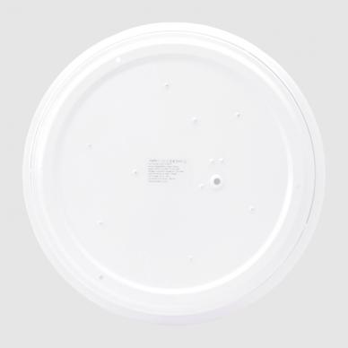 "Apvalus lubinis LED šviestuvas ""SOPOT"" 2x18W 12"