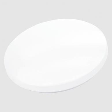 "Apvalus lubinis LED šviestuvas ""SOPOT"" 2x24W 8"