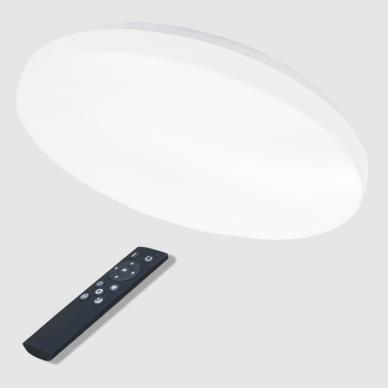 "Apvalus lubinis LED šviestuvas ""SOPOT"" 2x24W 6"