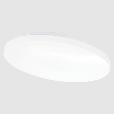 "Apvalus lubinis LED šviestuvas ""SOPOT"" 2x36W 7"