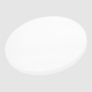 "Apvalus lubinis LED šviestuvas ""SOPOT"" 2x36W 8"