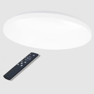 """Apvalus lubinis sieninis LED šviestuvas """"SOPOT"""" 2x48W"""
