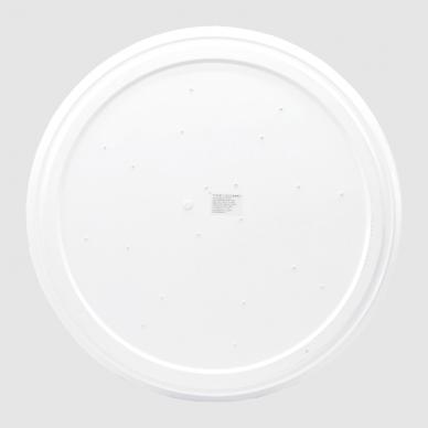"""Apvalus lubinis sieninis LED šviestuvas """"SOPOT"""" 2x48W 7"""