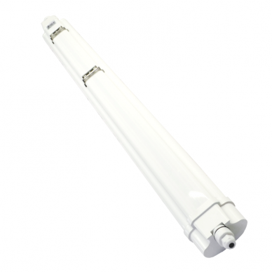"Dulkėms ir vandeniui atsparus LED šviestuvas ""LASA"" 36W 4"