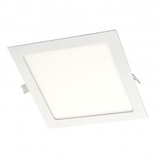 """Įmontuojama kvadratinė LED panelė """"AIRA"""" 18W"""