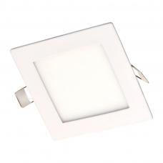 """Įmontuojama kvadratinė LED panelė """"AIRA"""" 6W"""
