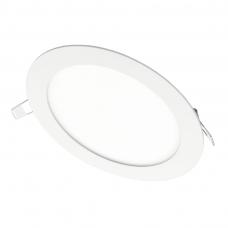 """Įmontuojamas apvalus LED šviestuvas """"VESTA"""" 12W"""