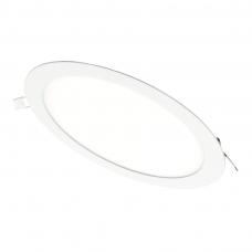 """Įmontuojamas apvalus LED šviestuvas """"VESTA"""" 18W"""