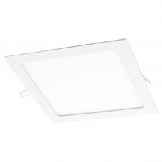 """Įmontuojamas kvadratinis LED šviestuvas """"MODOLED"""" 18W"""