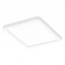 """Įmontuojamas kvadratinis LED šviestuvas su susiaurėjančiais kraštais """"MODOLED"""" 8W"""