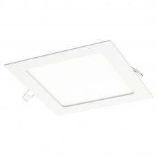 """Įmontuojamas kvadratinis LED šviestuvas """"VESTA"""" 12W"""
