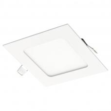 """Įmontuojamas kvadratinis LED šviestuvas """"VESTA"""" 6W"""