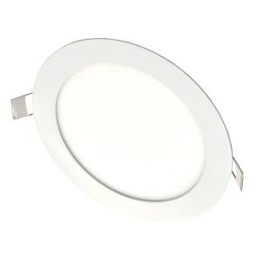 "Recessed round LED panel ""AIRA"" 12W"