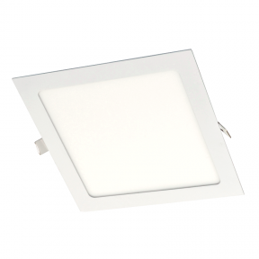 "Reccesed square LED panel ""AIRA"" 18W"