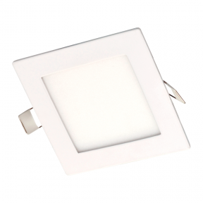 "Reccesed square LED panel ""AIRA"" 6W"