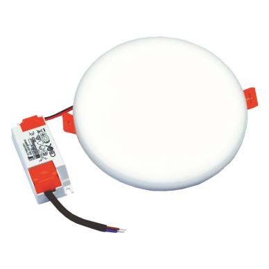 """Įmontuojama apvali LED panelė """"RONDA"""" 15W 2"""