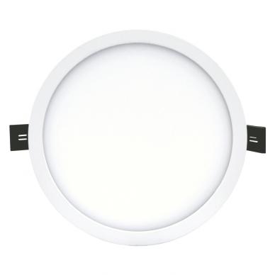 """Įmontuojama apvali LED panelė """"SPLIT"""" 16W 2"""