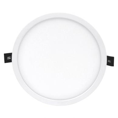 """Įmontuojama apvali LED panelė """"SPLIT"""" 22W 3"""