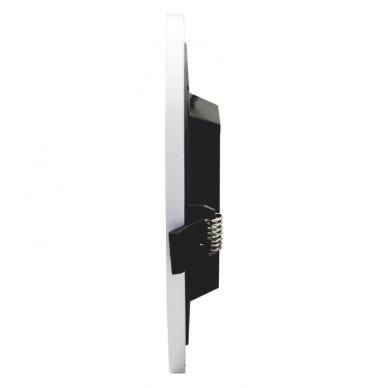 """Įmontuojama apvali LED panelė """"SPLIT"""" 22W 5"""