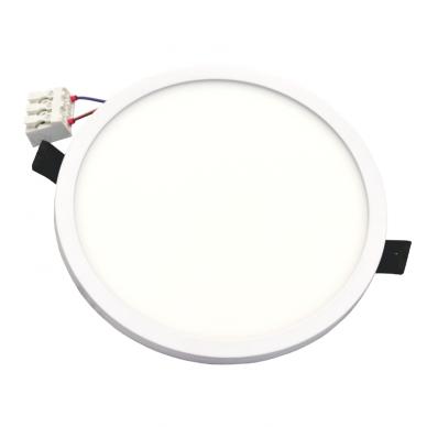 """Įmontuojama apvali LED panelė """"SPLIT"""" 22W 6"""