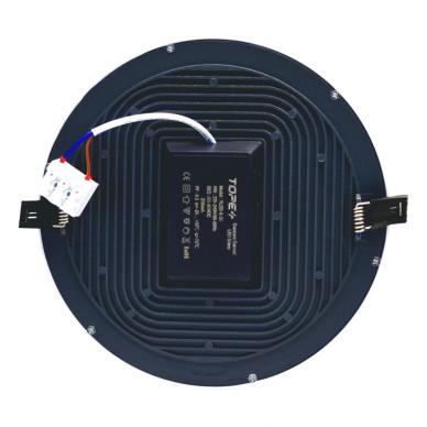 """Įmontuojama apvali LED panelė """"SPLIT"""" 30W 3"""