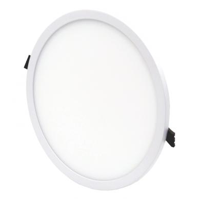 """Įmontuojama apvali LED panelė """"SPLIT"""" 30W 5"""
