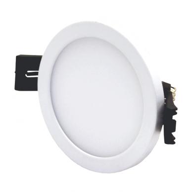 """Įmontuojama apvali LED panelė """"SPLIT"""" 5W 3"""