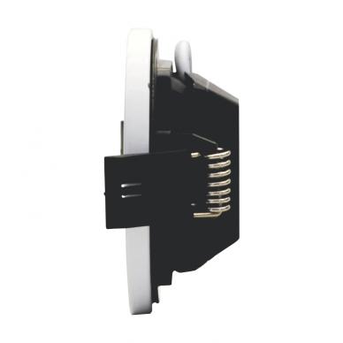 """Įmontuojama apvali LED panelė """"SPLIT"""" 5W 4"""