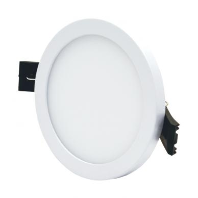 """Įmontuojama apvali LED panelė """"SPLIT"""" 8W 3"""