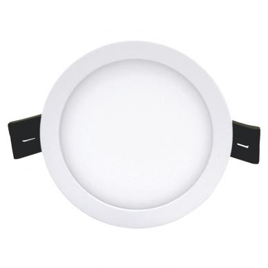"""Įmontuojama apvali LED panelė """"SPLIT"""" 8W 2"""
