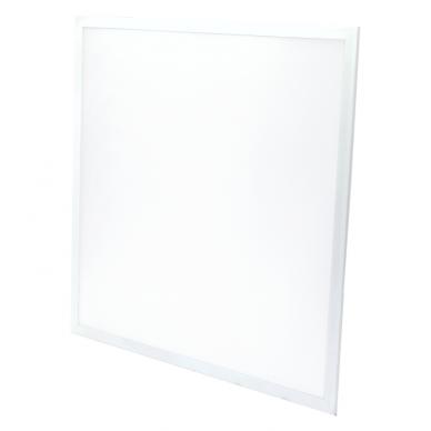 "Recessed square LED panel ""MESA"" 42W-3000K UGR"