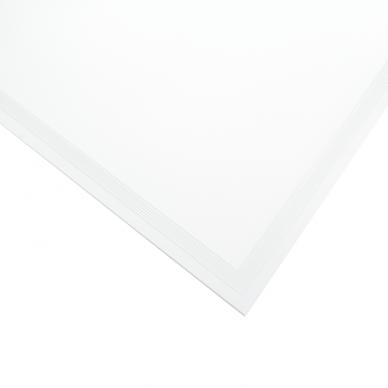 "Recessed square LED panel ""MESA"" 42W-3000K UGR 7"