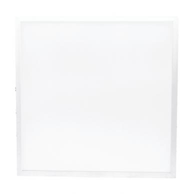 "Recessed square LED panel ""MESA"" 42W-3000K UGR 4"