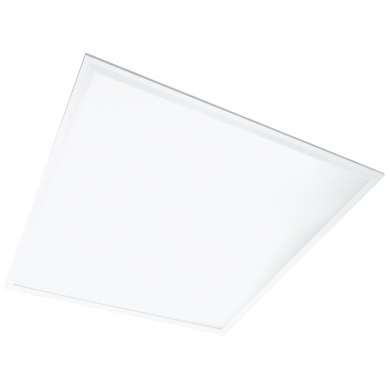 "Reccesed square LED panel ""MESA"" 42W-4000K UGR 3"