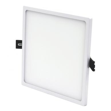 """Įmontuojama kvadratinė LED panelė """"SPLIT"""" 22W"""