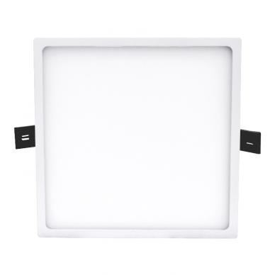 """Įmontuojama kvadratinė LED panelė """"SPLIT"""" 22W 2"""