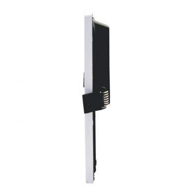 """Įmontuojama kvadratinė LED panelė """"SPLIT"""" 22W 4"""