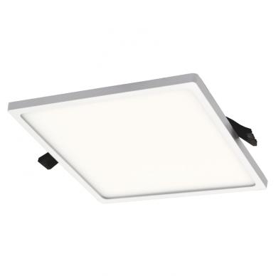 """Įmontuojama kvadratinė LED panelė """"SPLIT"""" 22W 3"""