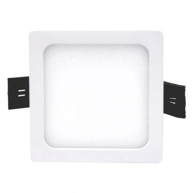 """Įmontuojama kvadratinė LED panelė """"SPLIT"""" 5W 2"""