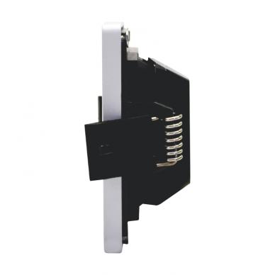 """Įmontuojama kvadratinė LED panelė """"SPLIT"""" 5W 4"""