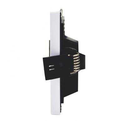 """Įmontuojama kvadratinė LED panelė """"SPLIT"""" 8W 5"""
