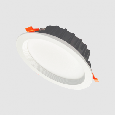 """Įmontuojamas apvalus LED šviestuvas """"BERN"""" 12W 2"""
