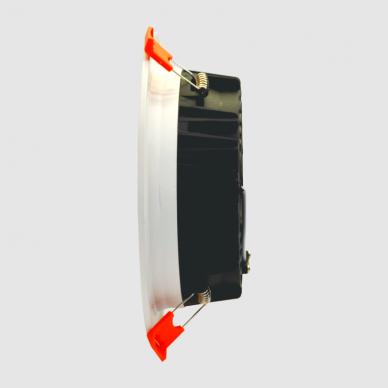 """Įmontuojamas apvalus LED šviestuvas """"BERN"""" 12W 5"""