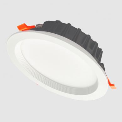 """Įmontuojamas apvalus LED šviestuvas """"BERN"""" 18W 2"""