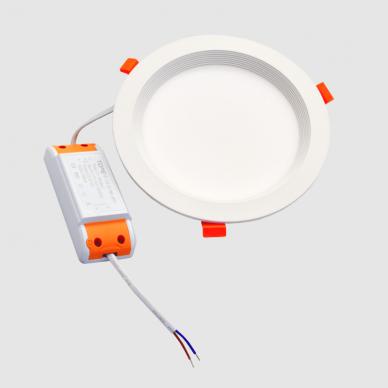 """Įmontuojamas apvalus LED šviestuvas """"BERN"""" 18W 6"""