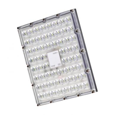 """Kvadratinis LED lauko prožektorius """"BRENT"""" 50W"""
