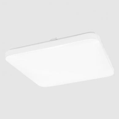 """Kvadratinis lubinis LED šviestuvas """"SOPOT"""" 2x24W 7"""